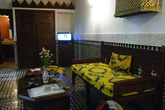 Riad Rcif : Habitación Fatima