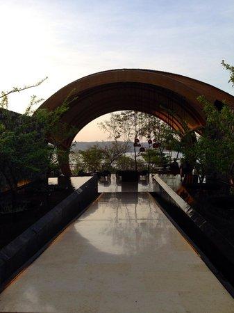 Andaz Costa Rica Resort At Peninsula Papagayo: View of the lobby
