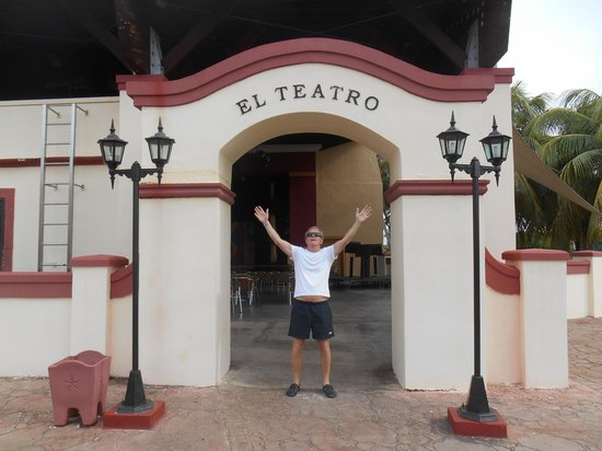 Iberostar Playa Alameda Hotel: The Theater