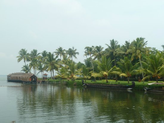 Kumarakom Lake Resort: Houseboat