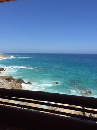 Club Regina Los Cabos: View from our balcony
