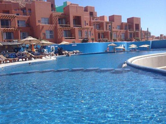 Club Regina Los Cabos: pool closest to the Westin