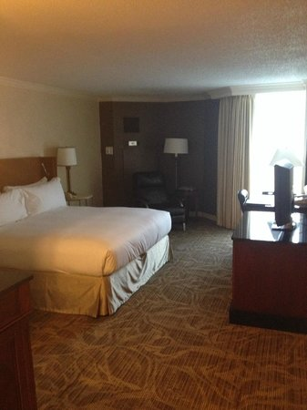 Hilton DFW Lakes Executive Conference Center: In the room