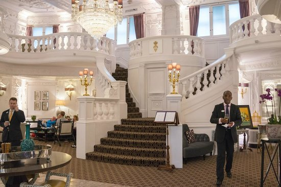 St. Ermin's Hotel, Autograph Collection: hotel lobby