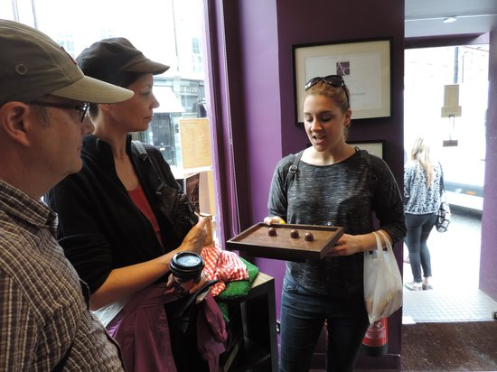Best Tours : Paul A's Young's Fine Chocolates