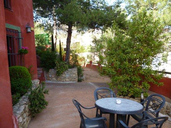 Hotel Cerro Del Sol: para descansar