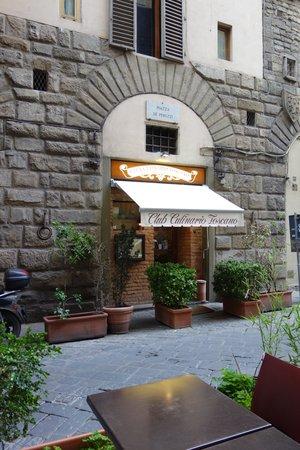 Club Culinario Toscano da Osvaldo : Great Resturant