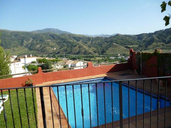 Hotel Cerro Del Sol: vaya paisaje