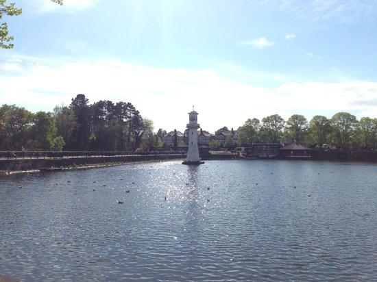 Roath Park: May 2014