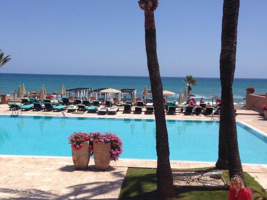 Hotel Guadalmina Spa & Golf Resort : Piscina