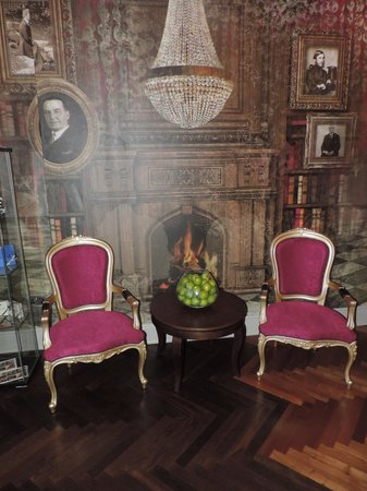 Hotel Indigo London Kensington: Hotel Lobby
