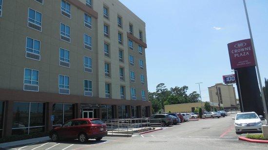 Crowne Plaza Houston Galleria Area : Une facade du bâtiment