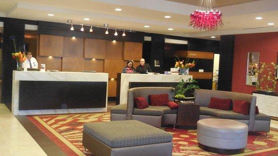 Crowne Plaza Houston Galleria Area : L'Accueil