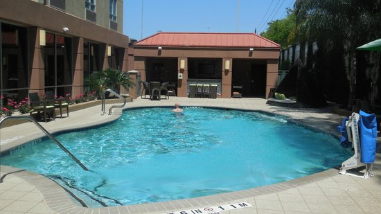 Crowne Plaza Houston Galleria Area: La piscine