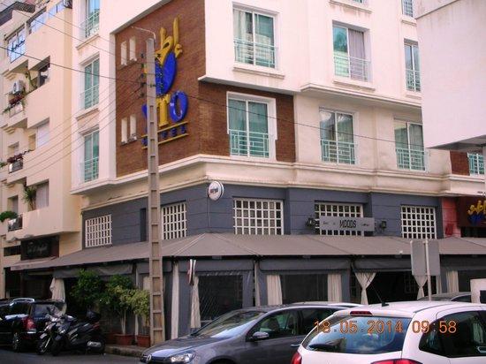 Hotel Yto: l'esterno