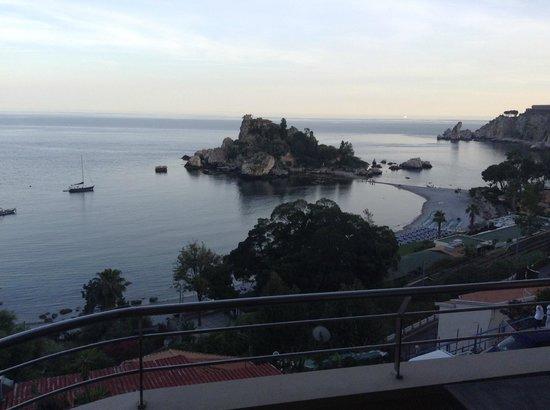 Panoramic Hotel : Vista desde la habitación