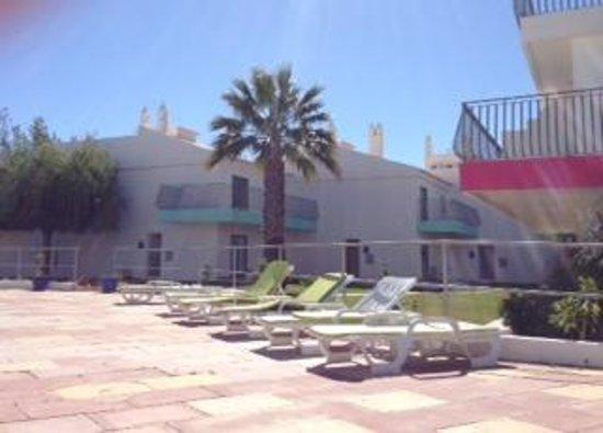 Bayside Salgados: near pool