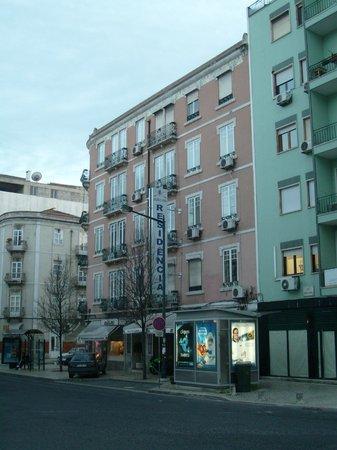 Residencial Joao XXI : Hotel