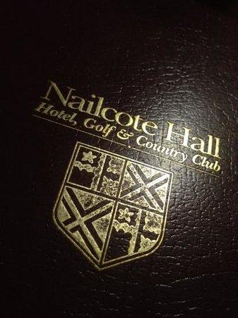 Nailcote Hall Hotel and Golf Club : nailcote