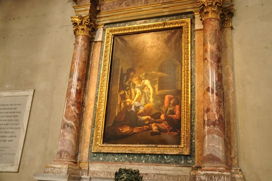 Saint-Pierre-aux-Liens (San Pietro in Vincoli) : arte religioso en las naves laterales