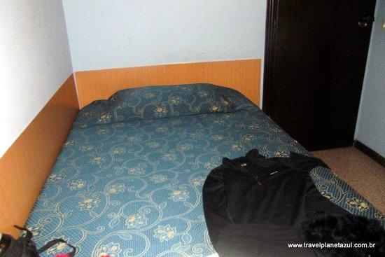 Hotel Marechiaro: aposentos
