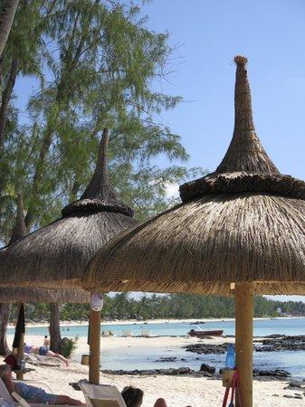 Ambre Mauritius: Beach