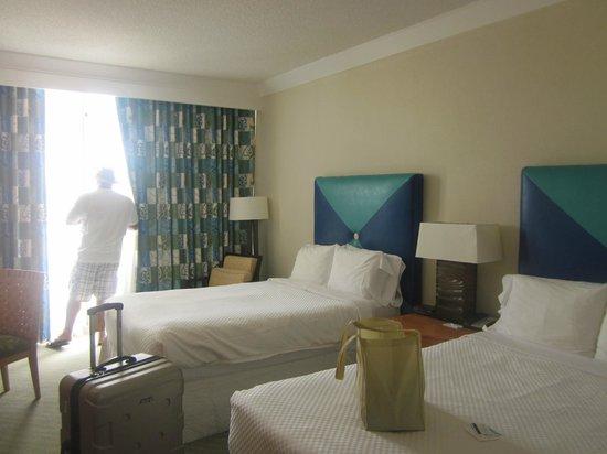 Grand Lucayan, Bahamas: room