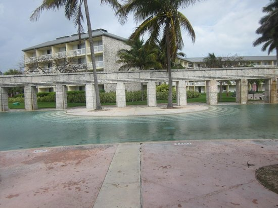 Grand Lucayan, Bahamas: one of the pools