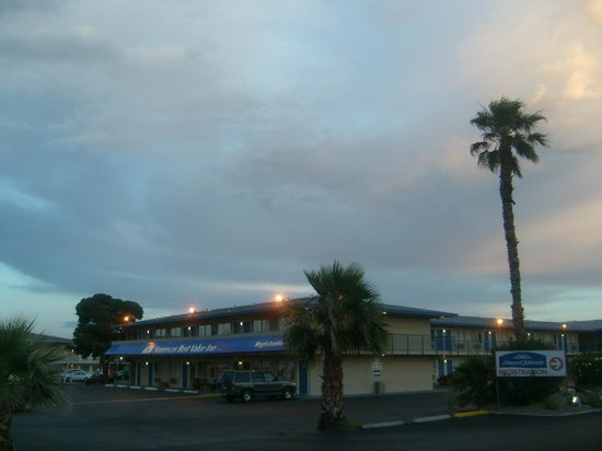 Americas Best Value Inn Las Vegas: Hotel