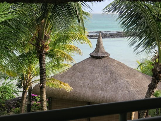 Ambre Resort & Spa: View from Room 836