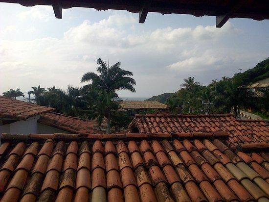 Hotel Ilha Branca Inn : vista desde la habitacion 14