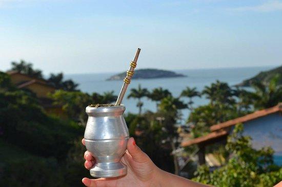 Hotel Ilha Branca Inn : vista desde la pileta