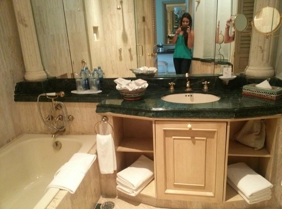 Grand Isla Navidad Resort : baño