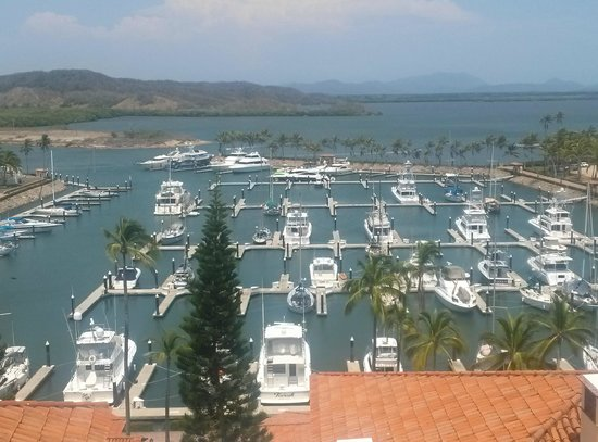 Grand Isla Navidad Resort : la marina