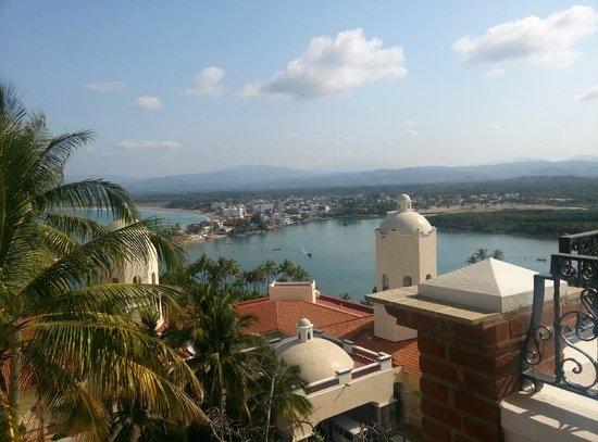Grand Isla Navidad Resort: vista desde la suit