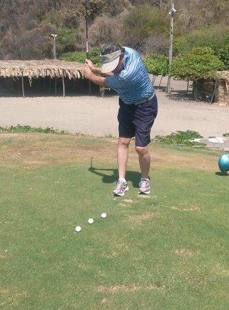 Grand Isla Navidad Resort: golf
