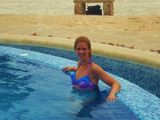 Punta Blanca Hotel : piscina