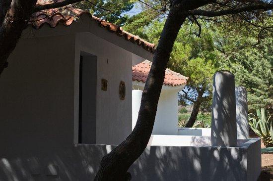 Hotel Ustica Punta Spalmatore: bungalow