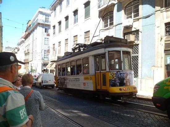 HF Fenix Urban : eletrico 28 Lisboa