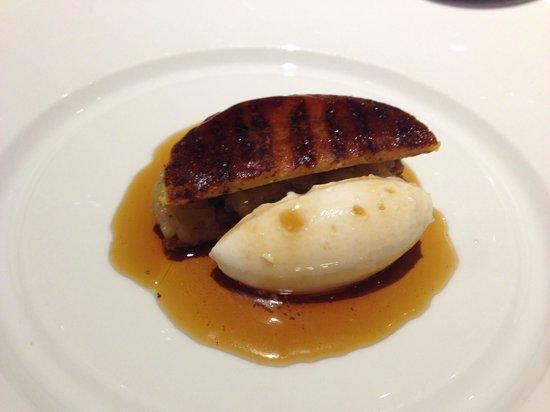 Osteria Francescana : Sensations Fois Gras Dessert
