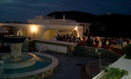 Hotel Ustica Punta Spalmatore: aperitif