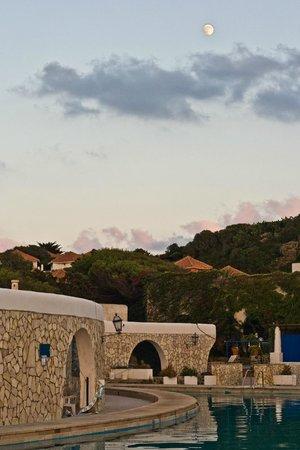 Hotel Ustica Punta Spalmatore: view
