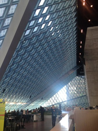Seattle Public Library : Stunning!