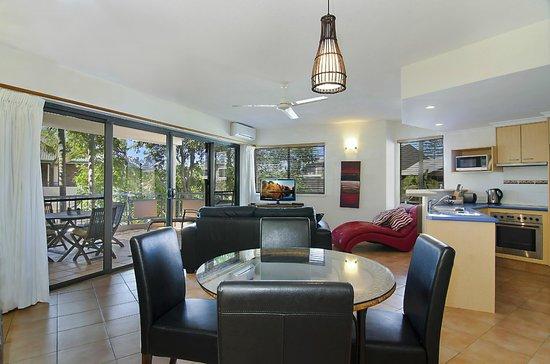 Byron Quarter Holiday Apartments : 1 Bedroom Superior Apartment