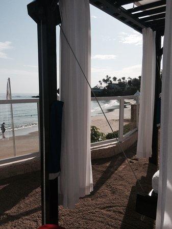 The Tropical at Lifestyle Holidays Vacation Resort : Cabana View