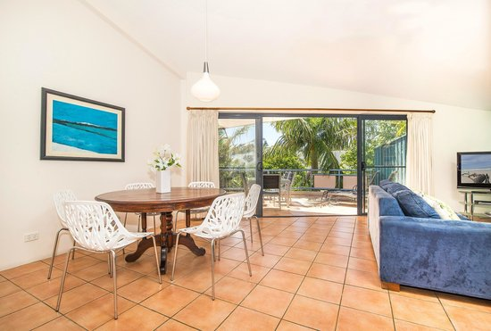 Byron Quarter Holiday Apartments : 2 Bedroom Apartment