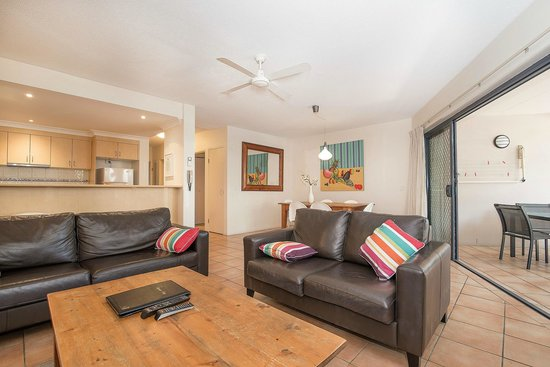 Byron Quarter Holiday Apartments : 2 Bedroom Apartment