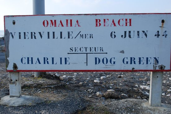 Executive D-Day Private Tours: Omaha Beach
