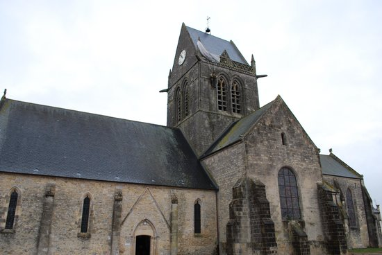 Executive D-Day Private Tours: Sainte Mere Eglise