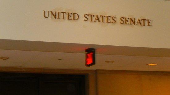 U.S. Capitol: U.S. Senate area